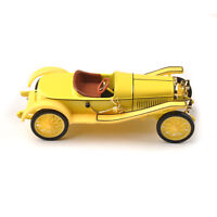 1/43 Scale Diecast Collectible Yellow Skoda Hispano Suiza Classic Car Model Toy