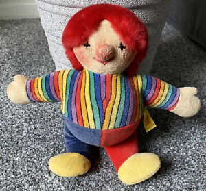 Very Rare Steiff musical Clown Vintage 6262/26 collectable working music