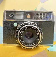 Agfa Optima 500 SN Vintage 35mm Film Camera 2.8 45mm Lens Lomo Working Order