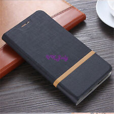 For Nokia 2 3 5 6 7 8 9 PU Leather Magnetic Flip Card Wallet Stand Case Cover