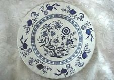 Collectible J.&G.MEAKIN Blue Nordic / Onion Plate - Made in England
