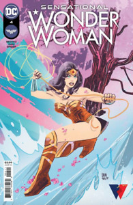 🔥 SENSATIONAL WONDER WOMAN #4 Cover A Dani - DC Pre-Order 06/02/2021 🔥
