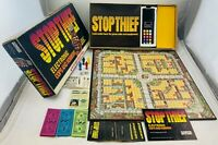 1979 Stop Thief Game by Parker Brothers Complete Great Condition FREE SHIPPING