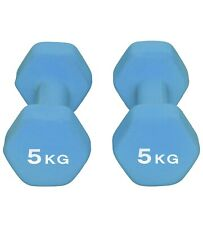 Brand New Dumbbell Set 2 X 5kg Weights (Opti433