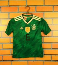 Germany soccer jersey Youth 9-10 years 2019 away shirt BR3146 football Adidas