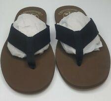 Margaritaville Men's Flip Flops (Black) Size 9