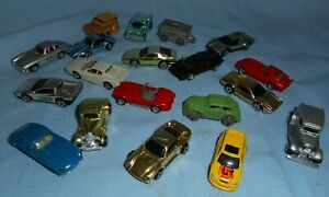 OLD Lot of Mini Cars