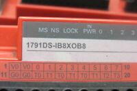 Allen Bradley 1791DS-IB8XOB8 Ser A CompactBlock I/O Module