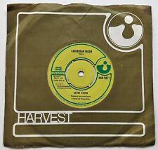 "Kevin Ayers - Caribbean Moon 7"" Single 1973 1st UK Press Harvest HAR 5071"