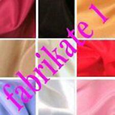 Duchess Satin Bridal Wedding Dress Fabric @ £7.99 per mtr.