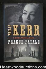 Prague Fatale by Philip Kerr As New Copy.- High Grade
