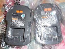 NEW 2    Ridgid 18V 18Volt Lithium-Ion 4.0 Ah Batterys (R840087)  (AC840087)