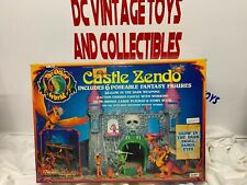 CASTLE ZENDO 1983 Arco OTHER WORLD With Box - Super Rare - Incomplete, See Pics