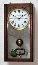 Pendul electrique BRILLIE années 40 master clock (no ato, lepaute)