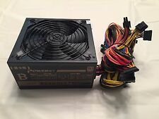 1500 Watt Gaming Power Supply - Ethereum Mining - Comparable to 1200w & 1300w