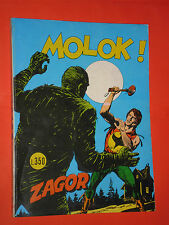 ZAGOR- NO ZENITH- N°77-b-originale DA LIRE 350 -1976 **NOME ROSSO-GALLIENO FERRI