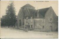 CPA -71 - La GUICHE - Eglise