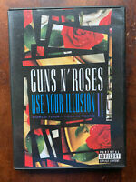 Guns 'n' Roses Use Your Illusion II DVD Live World Tour 1992 In Tokyo Rock Metal
