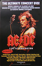 AC/DC, LIVE AT DONINGSTON POSTER (L3)