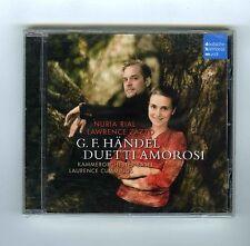 CD (NEW) G.F. HANDEL DUETTI AMOROSI NURIA RIAL LAWRENCE ZAZZO