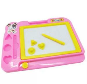 Board Drawing Kids Doodle Toys Erasable Magnetic Drawing Board + Pen