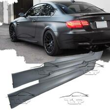 SIDE SKIRT ABS FOR BMW E92 E93 06-14 SERIES 3 SPOILER BODY KIT COUPE CABRIO