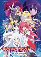Blade Dance of the Elementalers [New DVD] Anamorphic, Subtitled