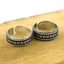 Set Ethnic Jewelry Vfj1194 Indian Fashion Handmade Toe Ring