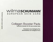 Wilma Schumann Collagen Hydration Booster Pads 5 Pairs Eye Contour Fresh New