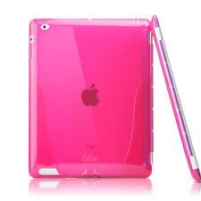 iSkin SOLO Smart Carcasa Trasera para NUEVO IPAD 3 & iPad 2 - Rosa NUEVO