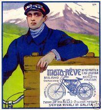 G.E.Malerba-REVE-bicicletta a motore-motorino-ALPIGRAIE