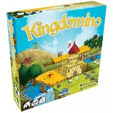 Kingdomino Game Kingdom 5060377422695 by COILEDSPRING Games