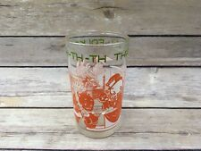 Vintage 1974 Warner Bros Welch's Jelly Juice Glass Elmer Fudd County Fair