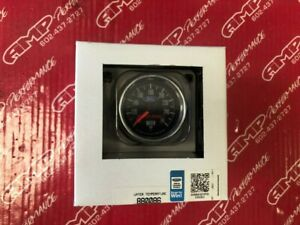 M-10883-BFSE AUTOMETER FORD RACING WATER TEMP GAUGE 880086