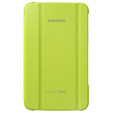 BOOK COVER ORIGINALE SM-T210/SM-T211/SM-T215 GALAXY TAB 3 7.0 VERDE IN BLISTER