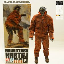 ThreeA 3A 1/6 Ashley Wood AK Adventure Kartel Orange Acolyte Zomb Action Figure