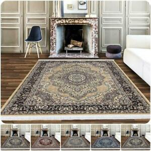 Modern Area Rug Oriental Style Rugs Bedroom Living Room Traditional Carpet Mats