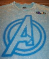 THE AVENGERS Marvel Comics TIE-DYE T-Shirt SMALL NEW w/ TAG