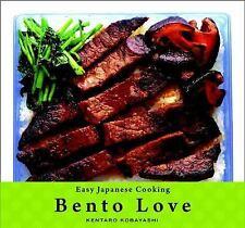 Easy Japanese Cooking: Bento Love by Kentaro Kobayashi (2009, Paperback)