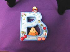 "Mary Engelbreit Figurine Letter ""B"" with Upc tag imperfect"