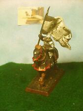 soldatino metallo Warhammer Il Signore degli Anelli Guardia di Gondor mm 30
