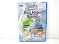 Rubbadubbers High Noon In The Bathroom DVD Nickelodeon Kid Fun Entertainment NEW
