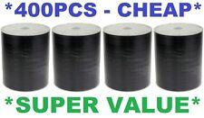 400 x DVD-R/DVDR Blank(4 x 100)Disk/Disc Printable/Writeable 400pcs,Pk,Pack Bulk