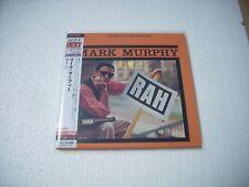 MARK  MURPHY / RAH - Japan cd mini lp