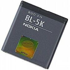 Nokia BL-5K Batería 3.7v 4.8Wh 1300mAh para Nokia C7-00 N85 N86 8MP X7-00 701 Nuevo