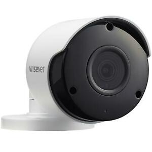 Wisenet SDC-89445BF Wired 5MP  Full HD IR Bullet Camera Only - [LN]™