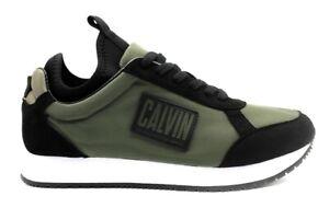 Scarpe da per uomo Calvin Klein B4S0715 sneakers leggere casual sportive calzino