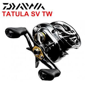 2017 NEW DAIWA TATULA SV TW Low Profile Fishing reel 7+1BB TWS SV CONCEPT