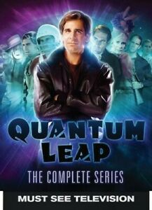 Quantum Leap: The Complete Series [New DVD]