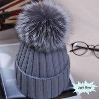 Pom Pom Beanies Women's Hat Fashion Winter Hats for Women Warm Beanie Skull Cap